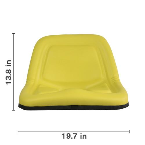 Universal Lawn / Garden Seat - Yellow (SEA-135YBE)