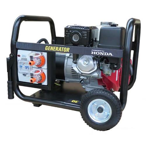 6.8kVa Heavy Duty Honda Generator (G6800-HST)