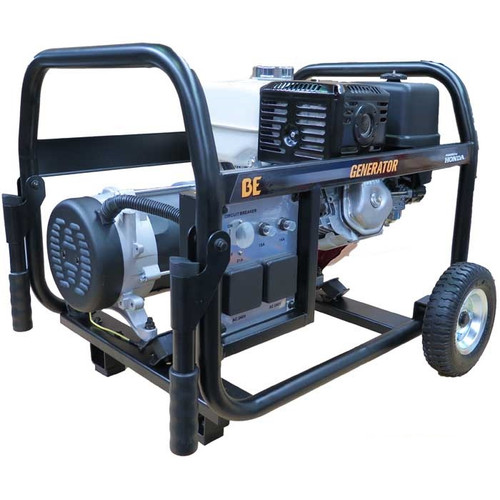 8.0kVa Power Pro Basic Spec Honda Generator (G8000-HR)
