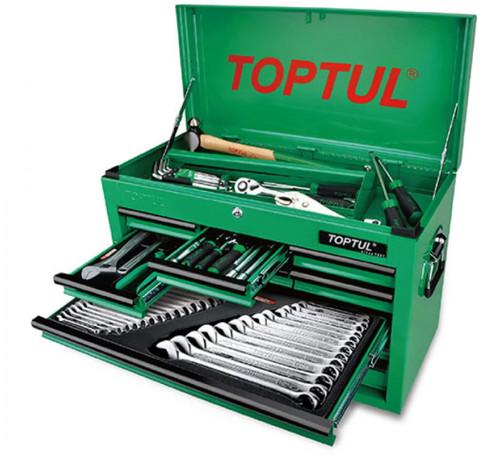 Tool Kit 186 Piece Professional - 9 Drawer (GCBZ186A )
