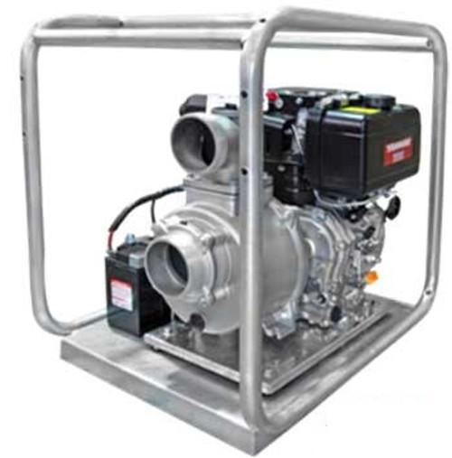 "3"" Yanmar Diesel High Pressure Fire Pump Electric Start (HD30101-YEJMP)"