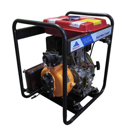 Diesel High Pressure Standby Fire Pump (124 HD15601-RE)