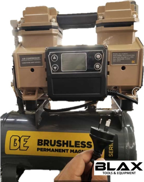Air Compressor - Brushless Permanent Magnet 7Lt (COM DC8801)