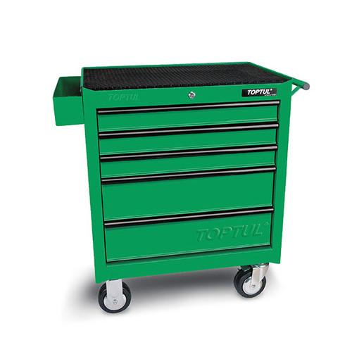 Toptul 5-Drawer Heavy Duty Roll Cabinet (TCAA0501)