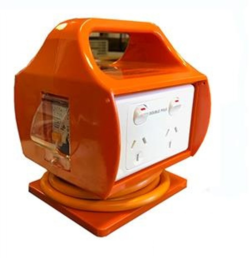 Power Box with RCD - 15 Amp (165 MSG15-N-2)