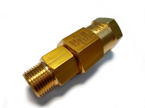 Swivel - Brass 3/8M x 3/8F (145 26.1050.00)