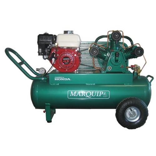 COMPRESSOR MARQUIP PETROL 5.5HP HONDA 70L (20RFP-AG)