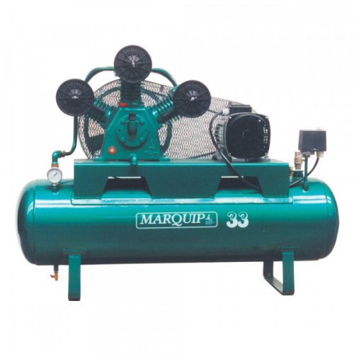 MARQUIP Industrial 3-Phase Compressor 4Kw  (33BSE-DOL)