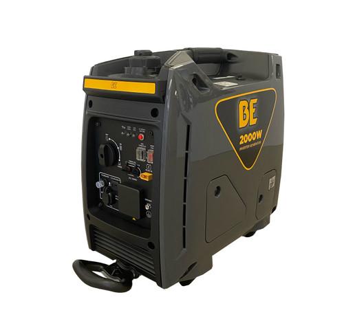 2kVa HUSH Series Inverter Generator Li-Battery (G2000i-RE)