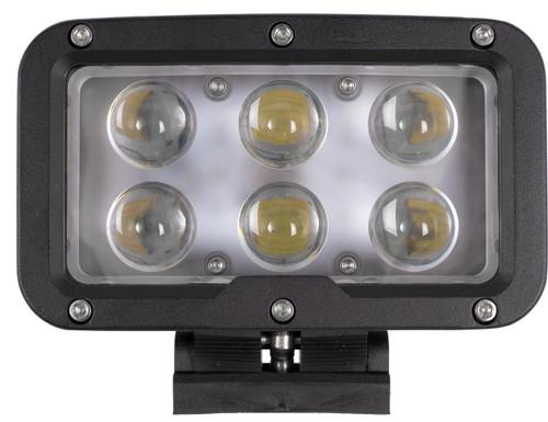 60W LED Spot Light - 7800 Lumens (125 LS6001)