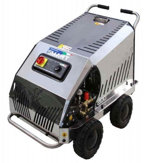 "Hot Water Pressure Cleaner ""Smart"" 1740psi @ 11 Lt/Min (108 HOT12/11 SI)"