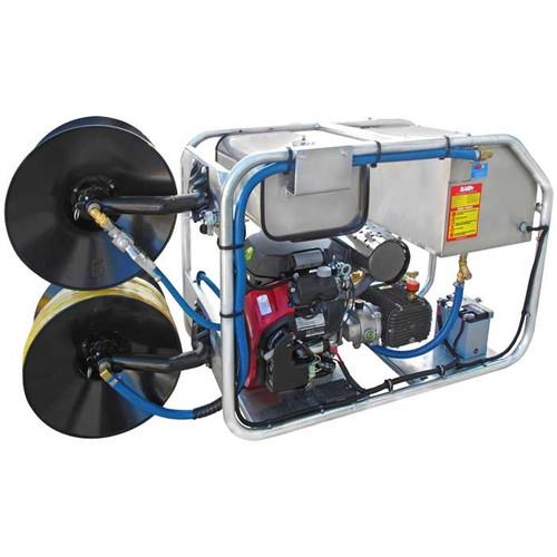 Water Jetter Drain Cleaner - Vanguard (120 BAR4331G-VEJT JMO)