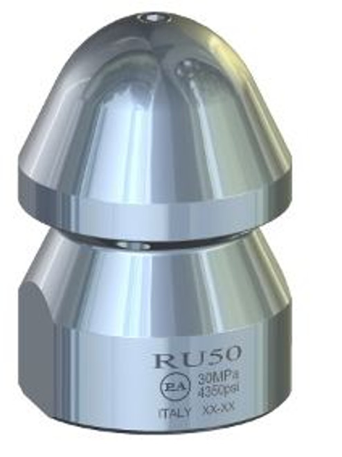 """PA 3/4"""" Drain Cleaning Nozzle RU40"""