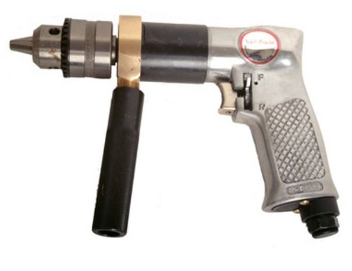 """WELLMADE 1/2"""" Reversible Heavy Duty Air Drill"""