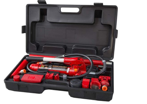 4 Ton Hydraulic Body Kit in Plastic Case (T70401S)