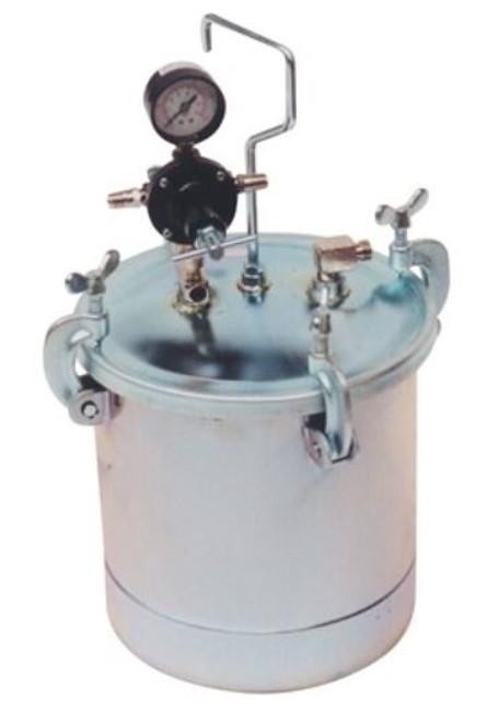 WELLMADE 10Lt Pressure Feed Pot (W7100)