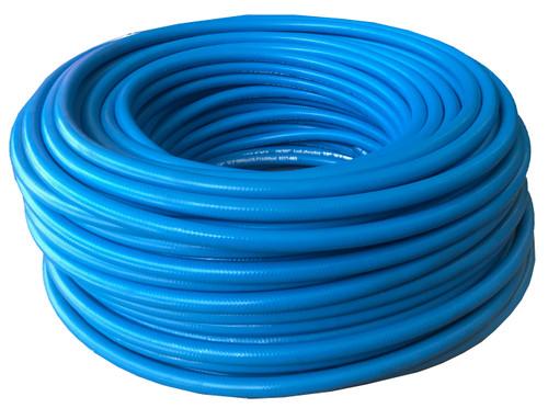 "3/8"" High Pressure Washer Hose Blue R2 Smooth - 20m (165 R2J400 20MS 3/8Mx3/8 Fs)"