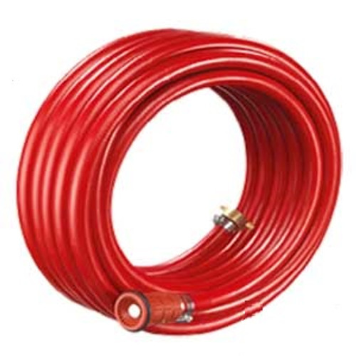 15m Fire Fighting Discharge Hose - Red (125 50.100.134)