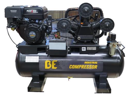 Industrial 160 Litre Belt Drive Air Compressor - 1160L/min FAD (COM P16015-RE)