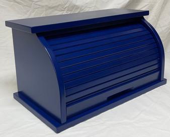 Blue Bread Box/ Oversized