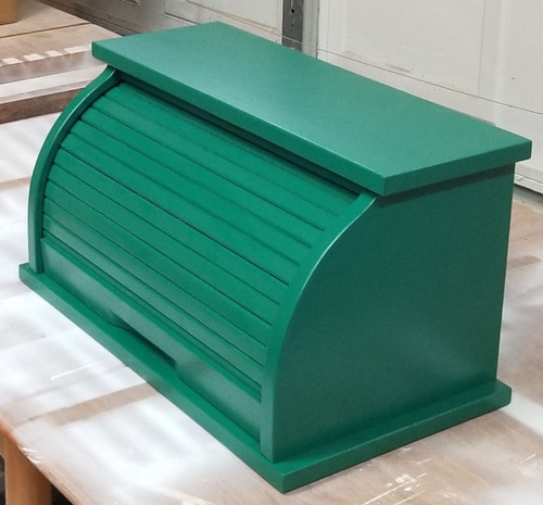Green Bread Box/ Oversized