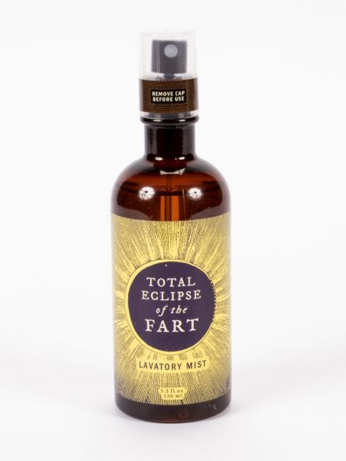 Total eclipse of the fart