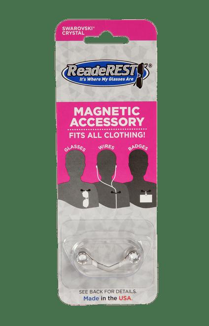 Magnetic eyeglass holder p