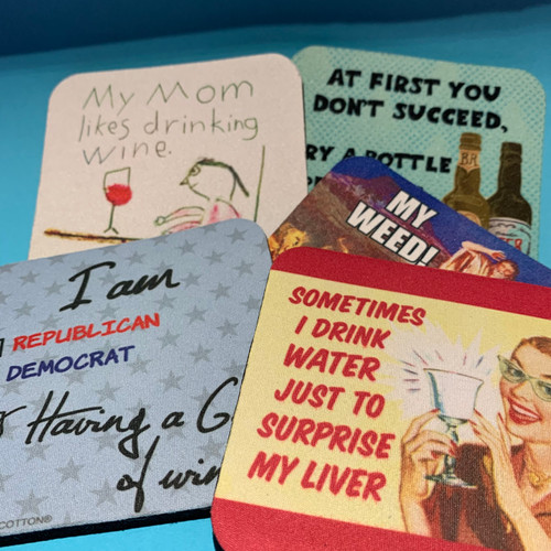 High Cotton Coasters Party