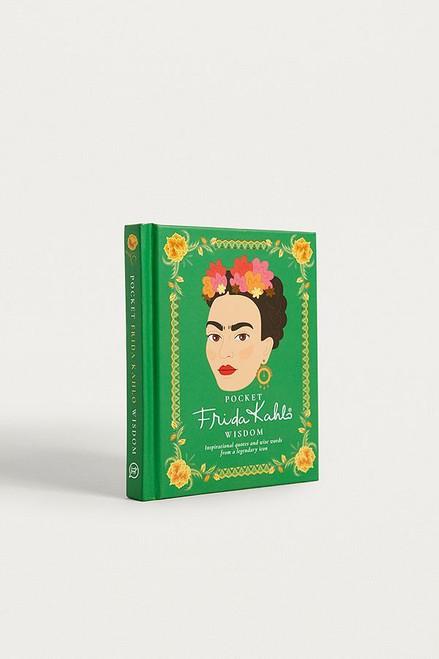 Pocket Frida Kahlo wisdom book