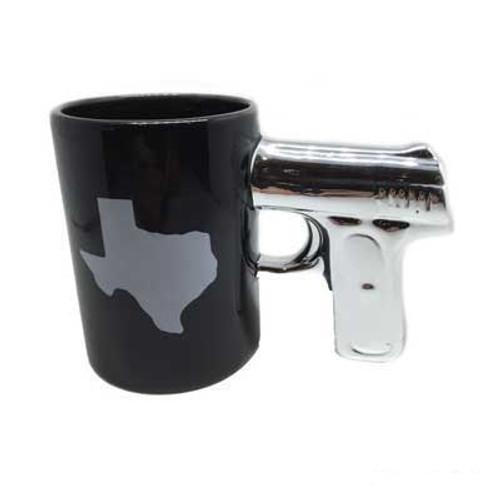 Texas pistola mug