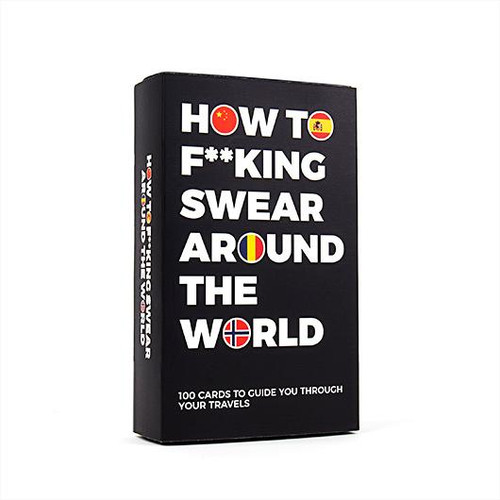 How to f**king swear around the world
