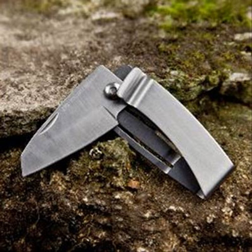 Clipster fold out pocket knife