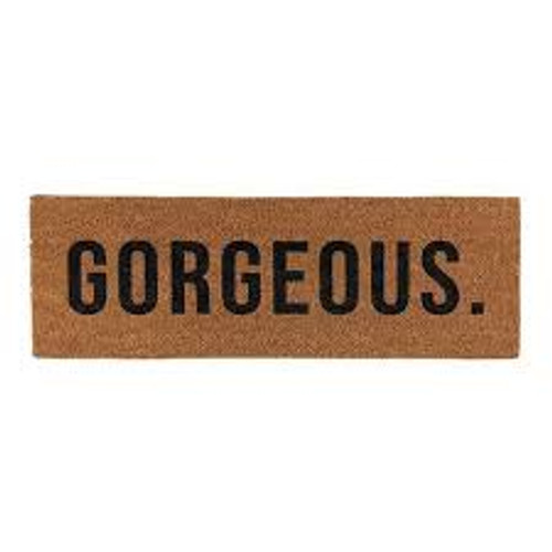 Gorgeous Door Mat