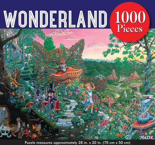 Wonderland puzzle