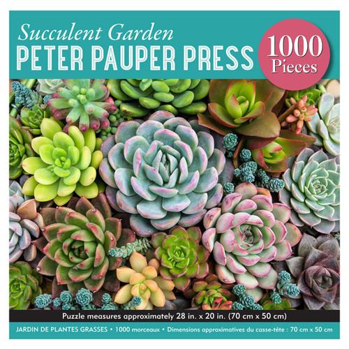 Succulent Garden Puzzle