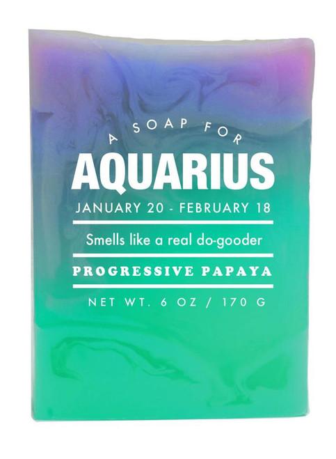 Soap for AQUARIUS