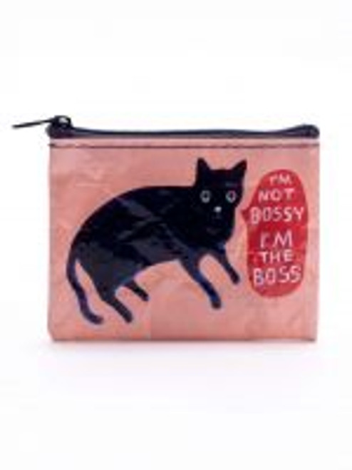 I'm not bossy coinpurse