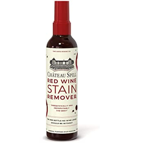 Château spill red wine stain remover
