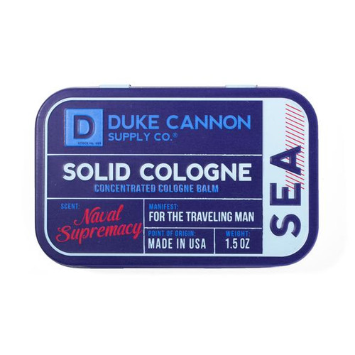 Solid Cologne Naval Supremacy