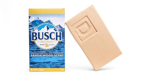 Busch Beer Soap Duke Cannon