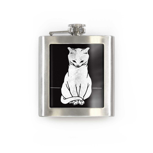 Stainless steel Lucy Lu flask