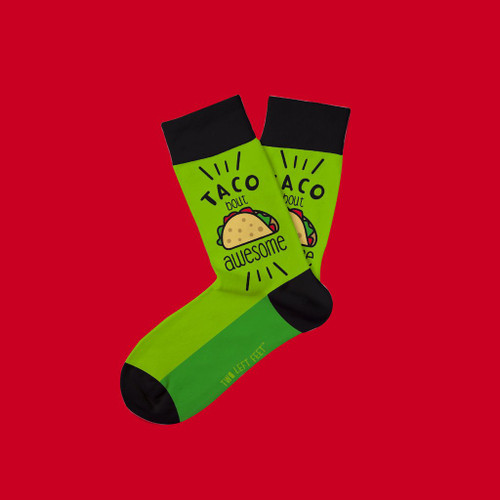 Taco bout awesome children's socks