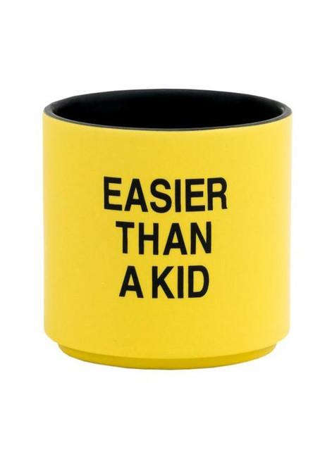 Easier than a kid planter