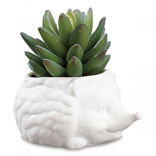 Prickles the Hedgehog planter