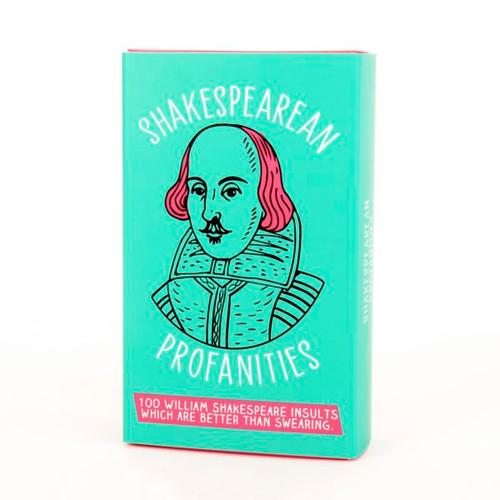 Shakespeare Profanities Game