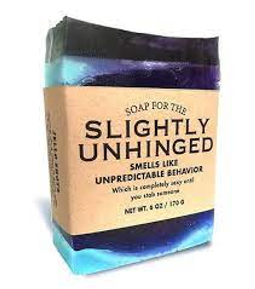 Soap for SLIGHTLY UNHINGED