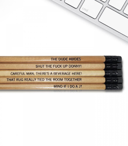 Good point the dude pencils