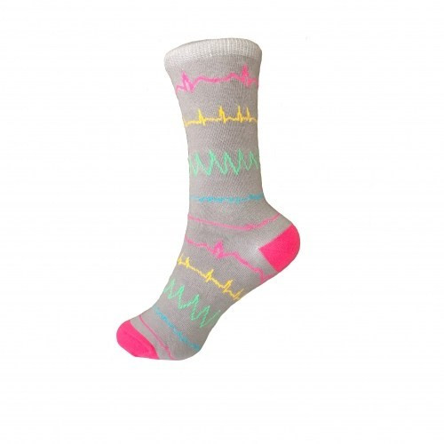 Cardiac Rhythm Socks