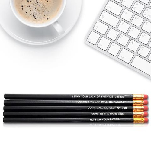 Good point dark side inspirational pencils