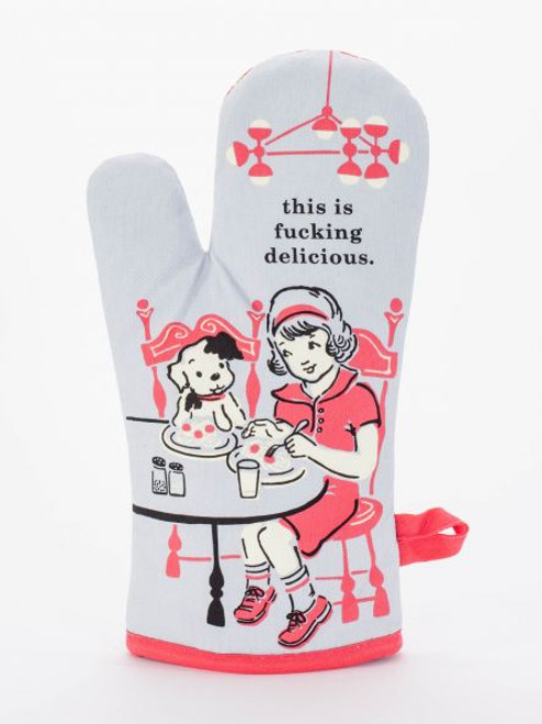 This is fucking delicious oven mitt